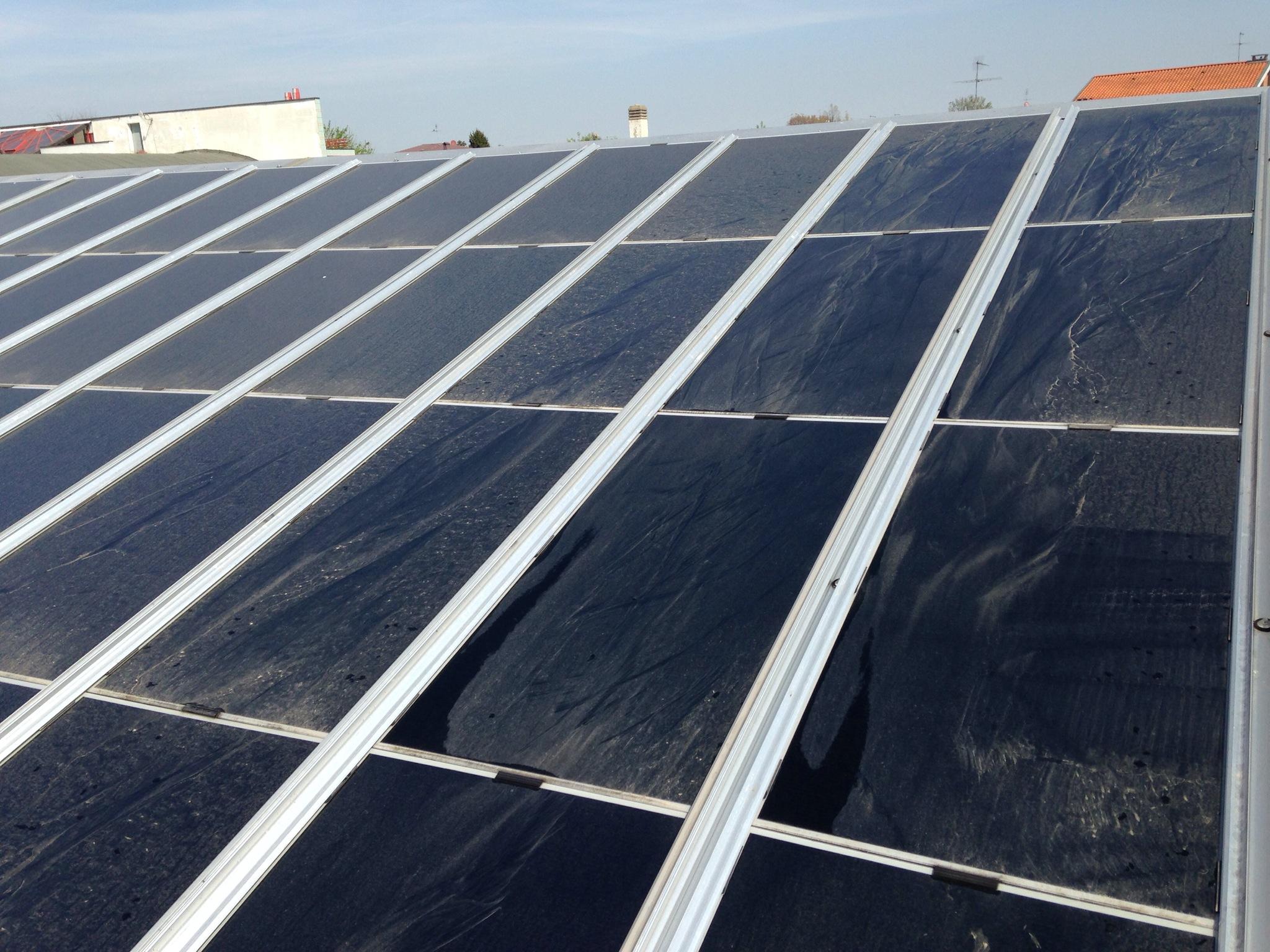 Azienda pulizia pannelli fotovoltaici 72
